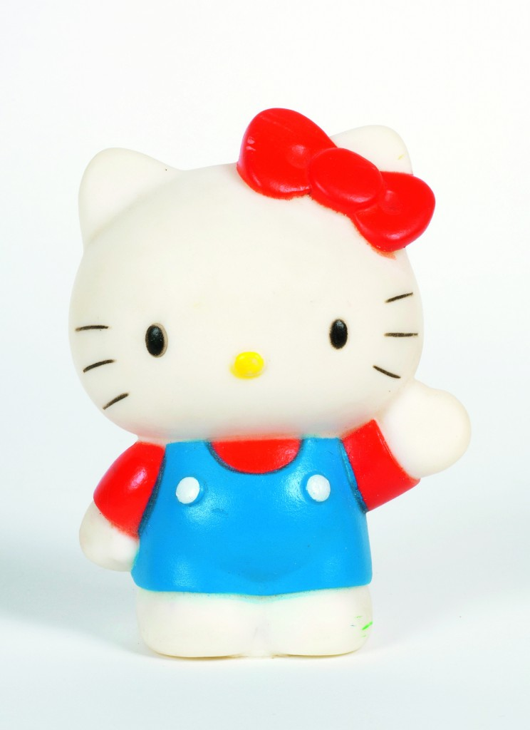 Hello Kitty, production de 1994.