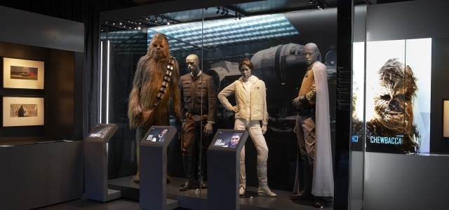 Exposition Star Wars