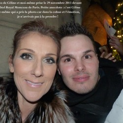 Ma collection… sur Céline Dion