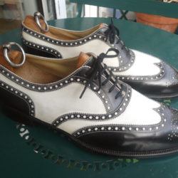Chaussures anciennes (suite)