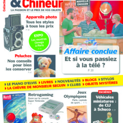 Collectionneur&Chineur n° 254
